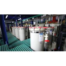 Equipamento de filtro de linha de galvanoplastia