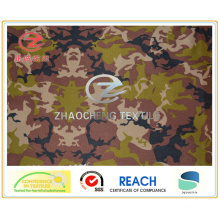 Poly Knitted Jersey Fabric Desert Camouflage Printing Fabric (ZCBP091)