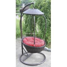 Outdoor Garten Wicker Swing Stuhl