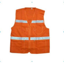Workwear winter work vest