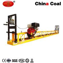 Machine de nivellement de plancher en béton de poutre vibrante