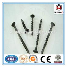 35 * 25mm schwarze phosphatierte Trockenbau-Schraube