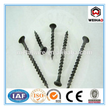 35*25mm black phosphated drywall screw