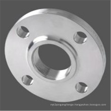 Carbon Steel Threaded Flange With ISO Certificate