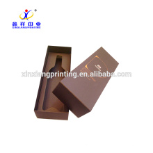 Customized Logo!Cardboard Wisky Wine Packaging Box Custom Packing Boxes