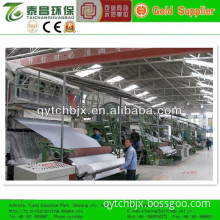 2012 automatic new waste paper Culture Paper Making Machine
