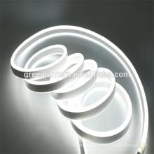 Заводская цена ac110v/220 В 8*16 мм двойной бортовой гибкий трубопровод Сид неоновый полосы для ourdoor украшения
