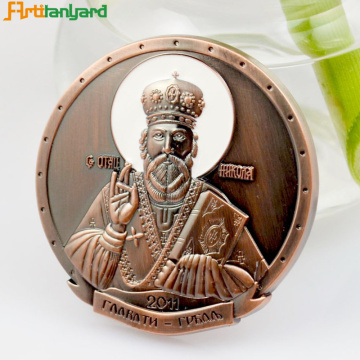 Custom Made Coins With Plated For Sale