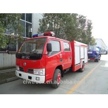 Camión de bomberos del dongfeng de la buena calidad 5-6 toneladas, carro de bomberos 4x2 para la venta