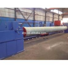 Máquina compuesta del equipo de la bobina del tubo de GRP FRP del compuesto de la fibra de vidrio