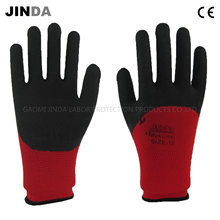 Latex Foam Coated Labor Protective Work Gloves (LH303)