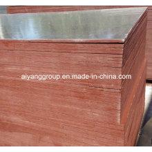 1250мм * 2500мм * 21мм Пленка для фанеры / бетонная фанера для строительства с сертификатом Ce