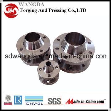 Big Size ASME B16.47 Carbon Steel Forged Weld Neck Flange