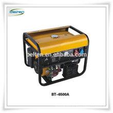 Generador barato del motor de gasolina del precio barato 6KW Silent para el uso casero