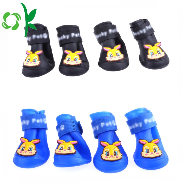 Waterproof Pet Shoes 3