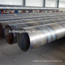 ASTM A134 SSAW spiral welded Steel Pipe from Liaocheng Shandong China