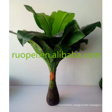 Proveedor china large outdoor artificial banana trees