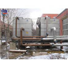 200 Ton Superdyma Closed Circuit Cross Flow GHM-200 Wet Kühlung Wasser Zyklus
