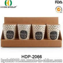 Günstige Gute Qualität Bambusfaser Eco Cup (HDP-2066)