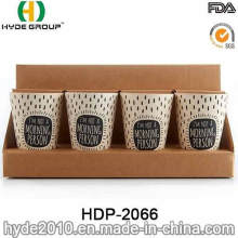 Cheap Good Quality Bamboo Fiber Eco Cup (HDP-2066)
