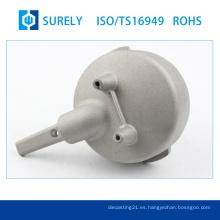 Diseño de diseño personalizado de aluminio fundido pieza de fundición
