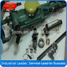 Manual Y19A series drilling machine pneumatic rock drill
