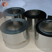 Polishing pure 0.15mm Hafnium foil/strip with factory price