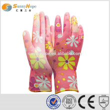 SUNNYHOPE Pu working gloves en 388