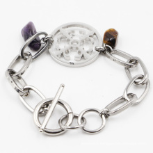 Fashion Stainless Steel Imination Bracelet Jewelry for Gift