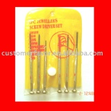 6pcs mini screwdriver set(GY-3)