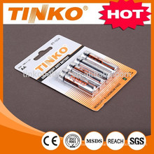 Heavy Duty Battery R6 used in toys 60pcs/box OEM Hot selling AA/AAA