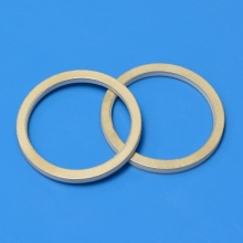 Thin Film Alumina Ceramic Metallization Ring