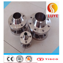 Reborde de placa de acero inoxidable ASTM / AISI 316ti 316
