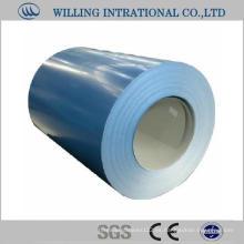 De alta calidad PPGL recubierto de color bobina de acero laminado en frío