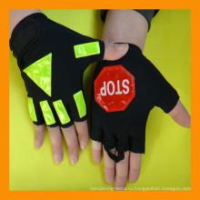 Светоотражающие Перчатки Безопасности Дорожного Движения