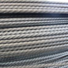 Costillas en espiral de acero no aleado de alta resistencia de 7.0 mm