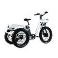 Продам взрослый электрический трехколесный велосипед XY-Trio Deluxe