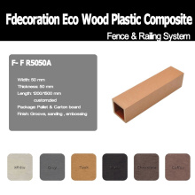 Umwelt Kunststoff Holz Kunststoff Composite WPC Post