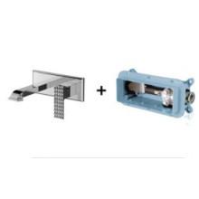 Lavabo empotrado para baño E-Box (DH18)