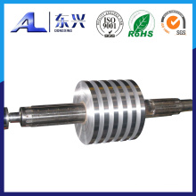 Aluminum coil for window seal