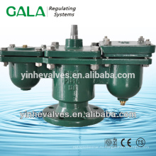 Безопасность & автоматический выпускной клапан / двойной воздушный клапан