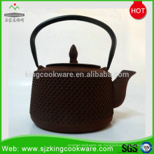 Antiker Roheisenkessel-chinesischer Tee-Topf-Teekessel