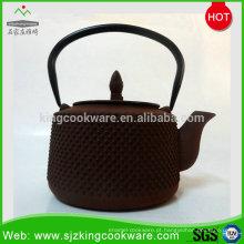 Chaleira de ferro fundido antigo Chaleira de chá chinês Pot Chaleira