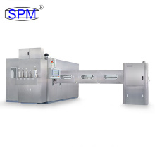 Aseptic Plastic Ampoule Filling And Sealing Packaging Machine