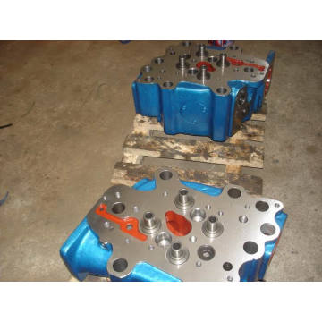 China for Engine Cylinder Head Marine Engine Spare Parts For YANMAR export to Guadeloupe Suppliers