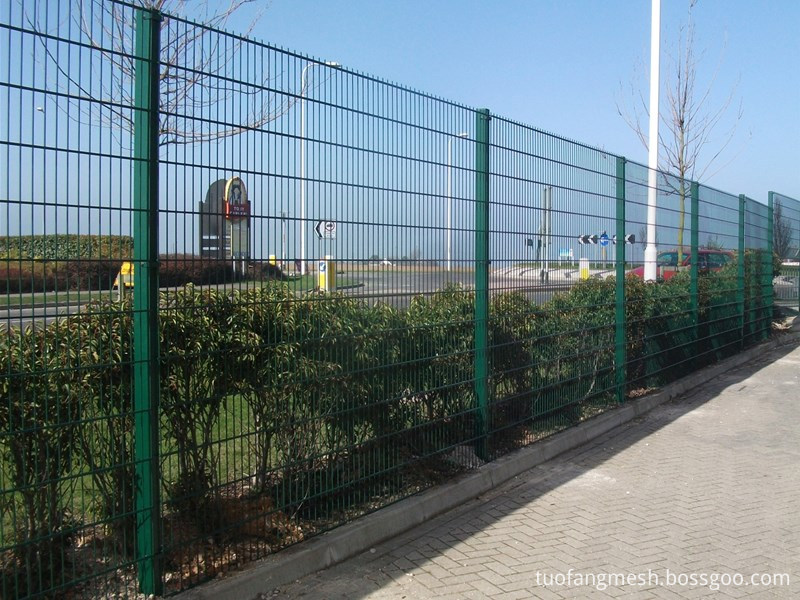 pvc coated 868 fencing