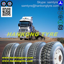 11.00r20 Inner Tube Tire Traction Tire All Position Truck Tire
