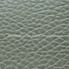 High Quality Breathable PU Furniture Leather (QDL-FB0011)