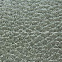 Высокое качество дышащий PU мебели кожаный (qdl по-FB0011)