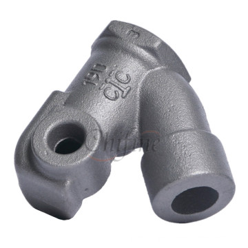 Customized Railway Forging Parts with Aluminum Alloy